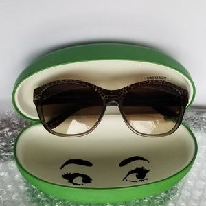 Kate Spade Lauralee Sun Glasses w/ Case